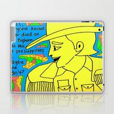 Eli Cash Laptop & iPad Skin