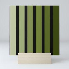 Greenish Mini Art Print