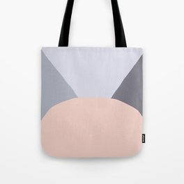 Deyoung Pale Dogwood Tote Bag