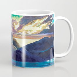 Into The Glow Coffee Mug