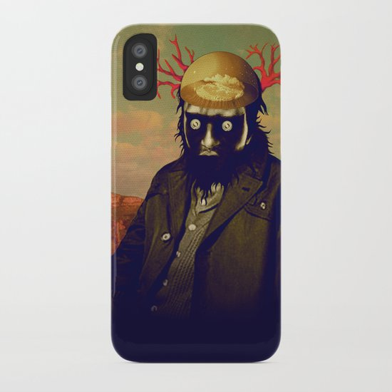 king of the desert iPhone Case