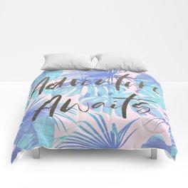 Tropical Adventure Comforters