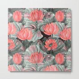 Water Lily .2 Metal Print