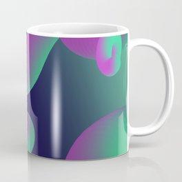 Dope gradient blobs from space Coffee Mug