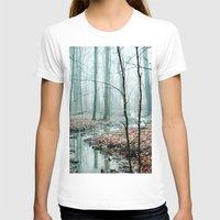 fog T-shirts featuring Gather up Your Dreams by Olivia Joy StClaire