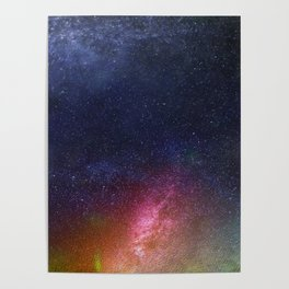 Galaxy XII Poster