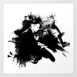 Rachmaninoff Art Print