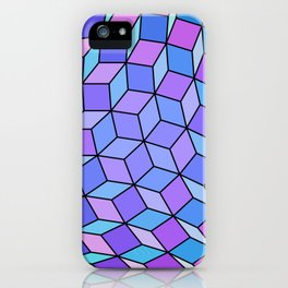 Cube Ball Fourty Two iPhone Case
