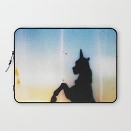 Modest Mouse - Baron von Bullshit Rides Again Laptop Sleeve