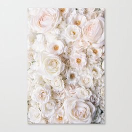 Flower Collection III Canvas Print