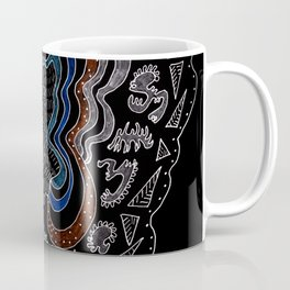 Music Head Coffee Mug