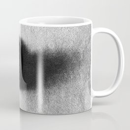 Aesthetic Black And White Cat 2 Coffee Mug