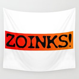 Zoinks Wall Tapestry