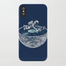 Space Tune iPhone X Slim Case