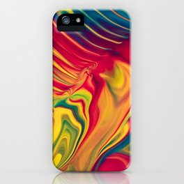 Pinched iPhone Case