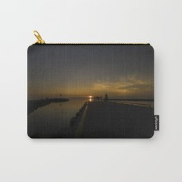 Friends at the pier Carry-All Pouch