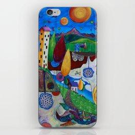 Multiverse iPhone Skin