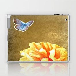 Illuminated garden Laptop & iPad Skin