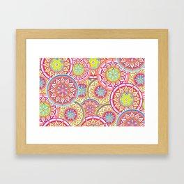 Sunstars Framed Art Print