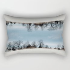 Hamilton, Illinois Rectangular Pillow