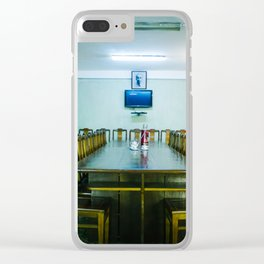 brewing Clear iPhone Case