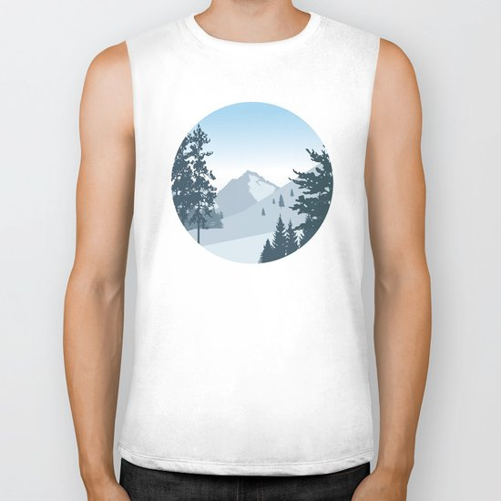 My Nature Collection No. 55 Biker Tank