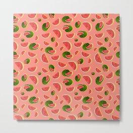 W-artmelon Metal Print