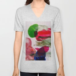 Swirls Collection Unisex V-Neck