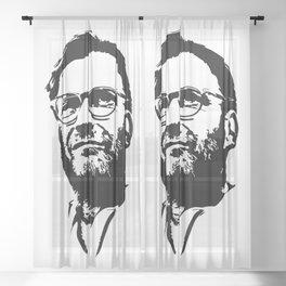 Jurgen Klopp Sheer Curtain