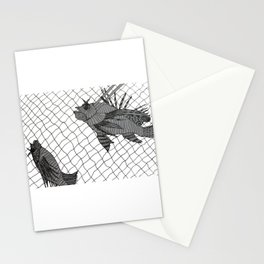 Lionfish Catch Stationery Cards