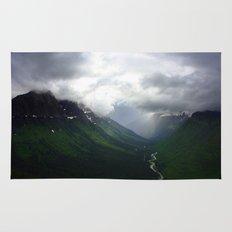 Mystic Mountains Rug