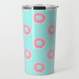 Donut Ocean Travel Mug