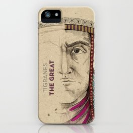 Tigranes the great iPhone Case