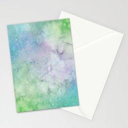 Wonky Galaxy Stationery Cards