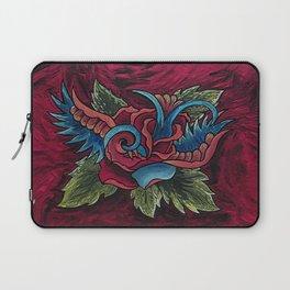 Sparrow Rose Laptop Sleeve