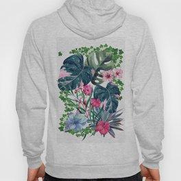 Tropical Plants Hoody