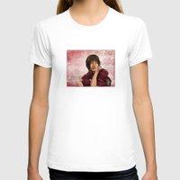 chihiro T-shirts featuring Chihiro from Spirited Away 2 by Kimberly Castello
