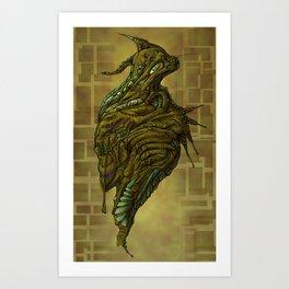 Manifold B Art Print