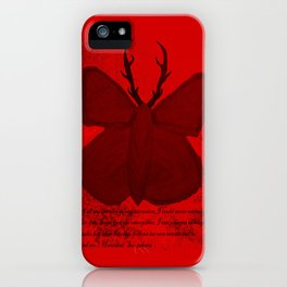 Stagerfly iPhone Case