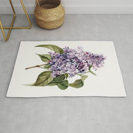 Lilac Branch Rug