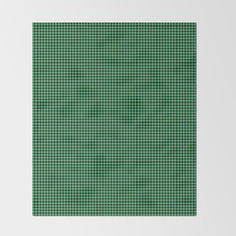 Emerald  Blingham Throw Blanket