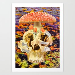 The Birth of Ritual Art Print