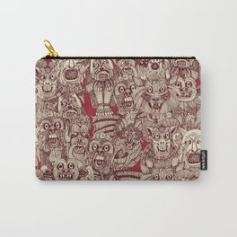 gargoyles red Carry-All Pouch