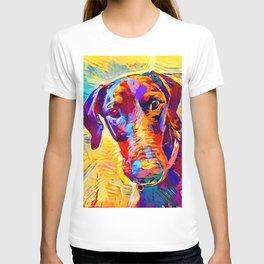 Doberman 4 T-shirt