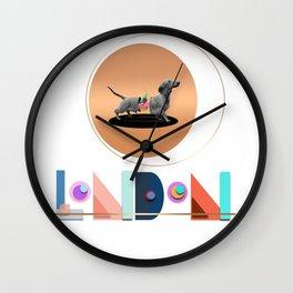 London II Wall Clock