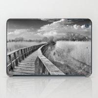 bridge iPad Cases featuring Bridge by Guido Montañés