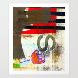 Vefus Art Print