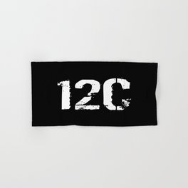 12C Bridge Crewmember Hand & Bath Towel