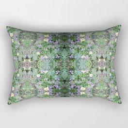 Flower Dapple 1 Rectangular Pillow