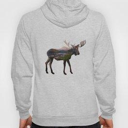 The Alaskan Bull Moose Hoody